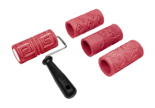 Amaco Texture Roller Set