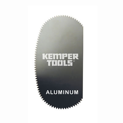 Sherrill Furniture Prices on Kemper Sa10 Serrated Rigid Aluminum Scraper Rib