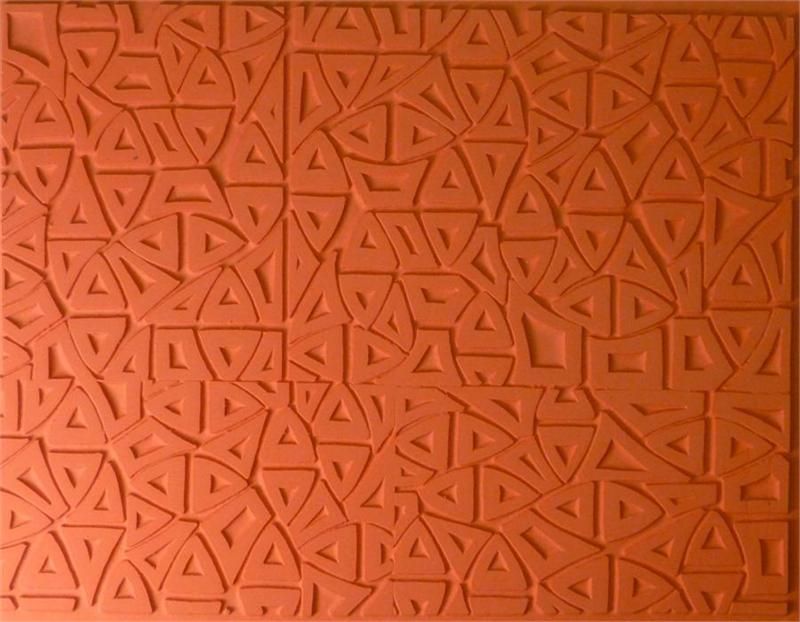 pottery texture mats