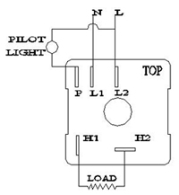 infinity switch wiring diagram