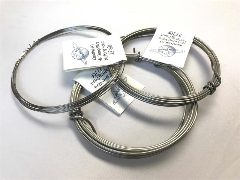 High Temp Kanthal A-1 Wire for kilns