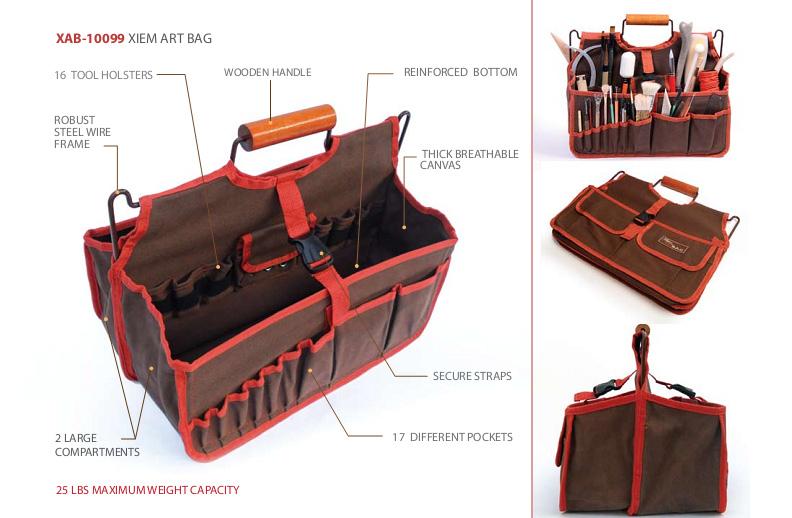 Xiem Art Bag Tool Bag
