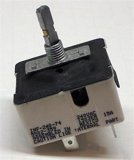 120 V and 208 V style INF switch
